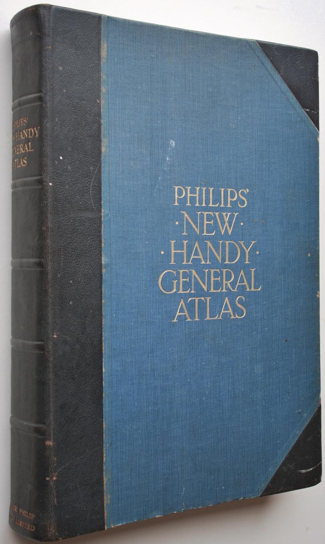 Rand Mcnally Co 's New General Atlas World
