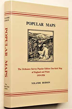 Popular Maps: The Ordnance Survey Popular Edition One Inch Map of England and Wales 1919-1926