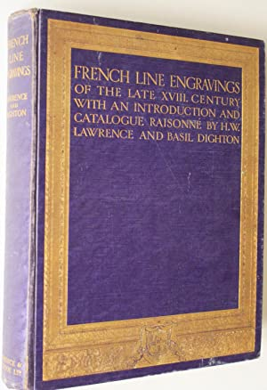 French Line Engravings of The Late XVIII: H. Lawrence, Basil