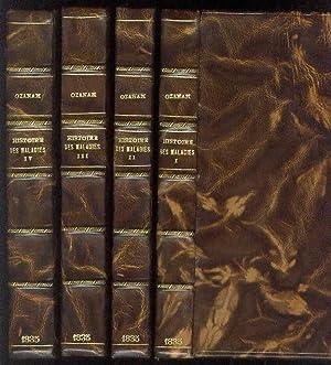 Histoire médicale générale et particuliére des maladies: OZANAM, J. A.