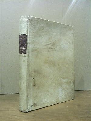 Tabula remissionum rerum omnium, quae continentur in: SANÇOLES, Alfonso de