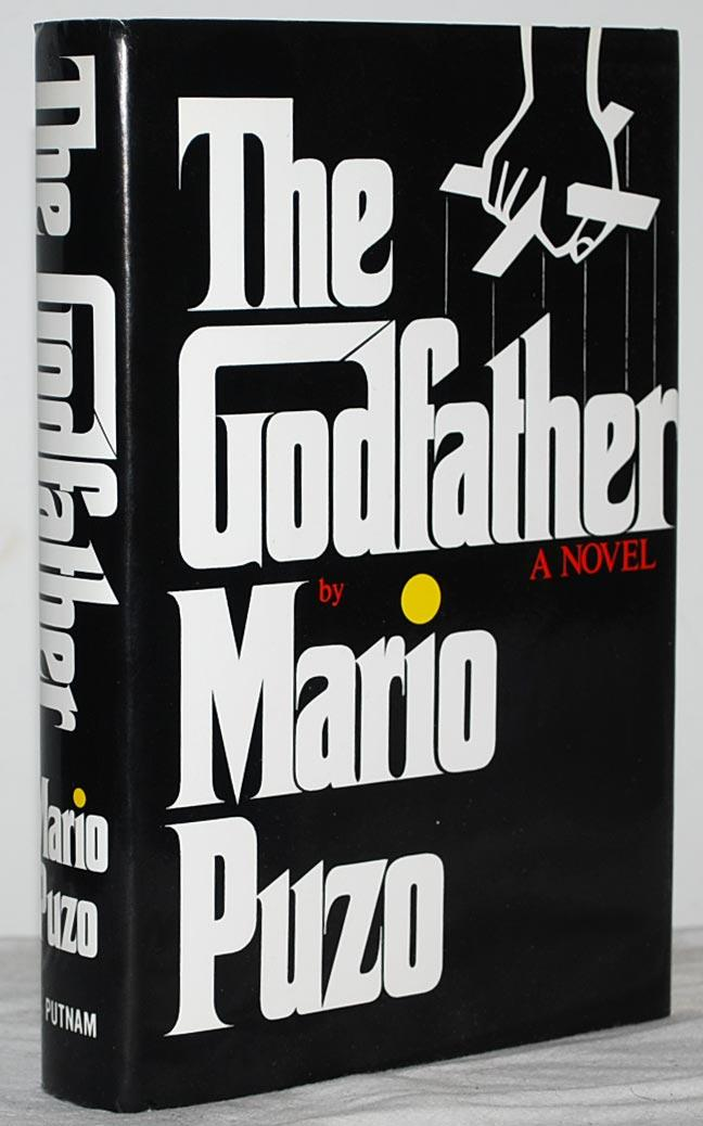 a review of mario puzos the godfather The first word of mario puzo's novel the godfather (1969) is amerigo, the name of the italian explorer which was feminised by the cartographer martin waldseemuller in 1507 to provide the american continent with its own name.