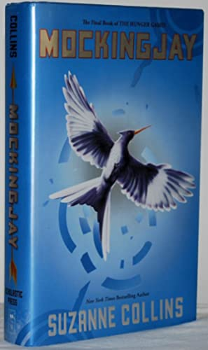 Mockingjay (HAND-SIGNED) ( Hunger Games trilogy, Vol.: Suzanne Collins