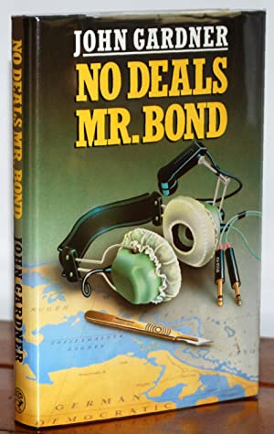 No Deals, Mr. Bond (SIGNED)