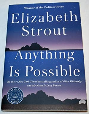 Anything Is Possible (SIGNED advance review copy)