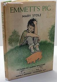 Emmett's Pig: An I Can Read Book: Stolz, Mary and Garth Williams