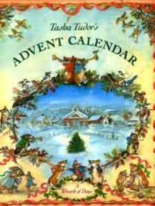 Tasha Tudor's Advent Calendar: A Wreath of Days: Tudor, Tasha