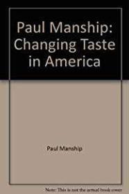 Paul Manship: Changing Taste in America: Manship, Paul