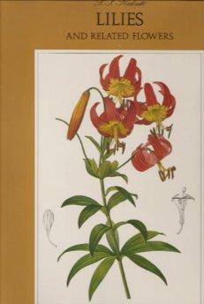 Lilies and Related Flowers: Redoute, Pierre