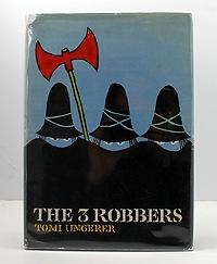 3 Robbers,The: Ungerer, Tomi