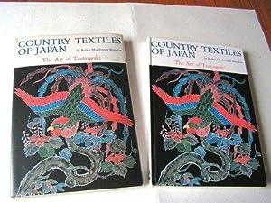 Country Textiles of Japan: The Art of Tsutsugaki: Brandon, Reiko Mochinaga