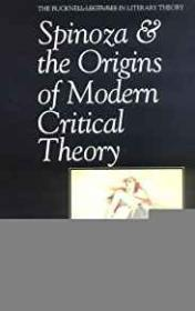 Spinoza & the Origins of Modern Critical Theory: Norris, Christopher