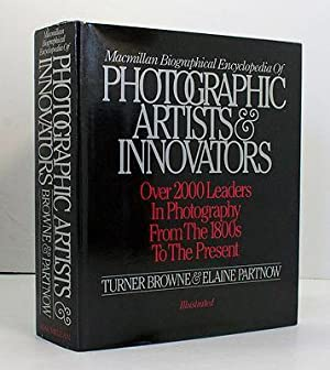 Macmillan Biographical Encyclopaedia of Photographic Artists
