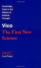 Vico: The First New Science (Cambridge Texts in the History of Political Thought): Vico, ...