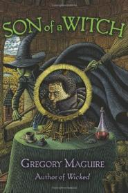 Son of a Witch: Maguire, Gregory