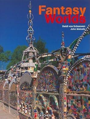 Fantasy Worlds (English, German and French Edition): Schaewen, Deidi von