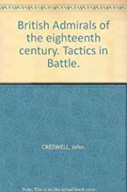 British Admirals of the Eighteenth Century: Creswell, John