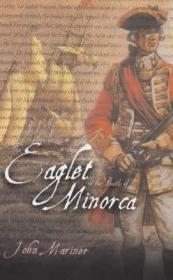 """Eaglet"""" at the Battle of Minorca, The (Signed by author): Mariner, John"""