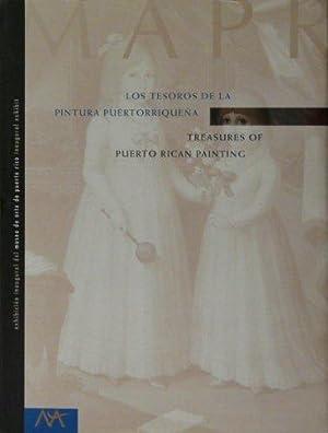 Los Tesoros de la pintura puertorriquena =: Treasures of Puerto Rican painting (Spanish Edition): ...