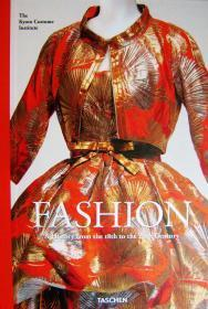 Fashion: A History From the 18th to the 20th Century the collection of the Kyoto Costume Institute ...