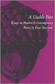 Usable Past: Essays on Modern and Contemporary Poetry: Mariani, Paul