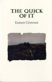 The Quick of It: Grennan, Eamon