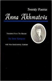 Twenty Poems (English and Russian Edition): Akhmatova, Anna Andreevna