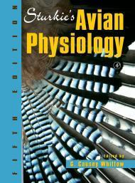 Sturkie's Avian Physiology, Fifth Edition: Whittow, G. Causey