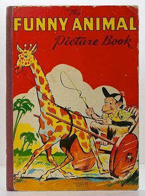 Funny Animal Picture Book, The: Pointer, Priscilla
