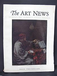Art News - May 16 1931 Two Sections- Section One