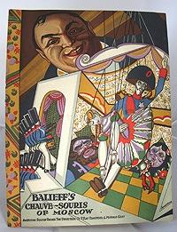 Balieff's Chauve-Souris of Moscow: Oliver M. Saylor, text; Serge Soudeikine illus.