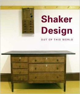 Shaker Design: Out of this World (Published: Burks, Jean