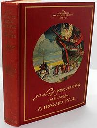 Story of King Arthur and His Knights, The: Pyle, Howard