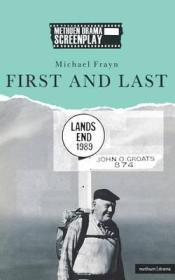 First and Last (Signed by author): Frayn, Michael