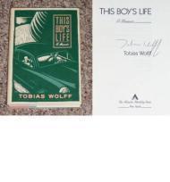 This Boy's Life; a Memoir: Wolff, Tobias