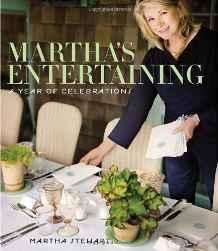 Martha's entertaining: Stewart, Martha