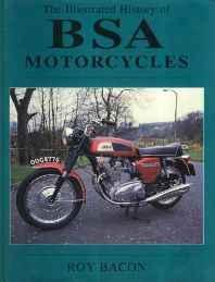 Illustrated History of BSA Motorcycles