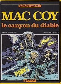 Mac Coy Le Canyon Du Diable