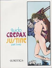 Justine - Part Two: Crepax, Guido