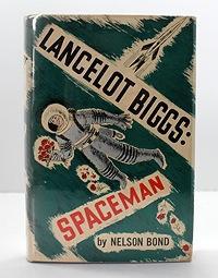 Lancelot Biggs: Spaceman: Bond, Nelson