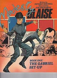 Modesty Blaise: The Gabriel Set-Up: O'Donnell, Peter and