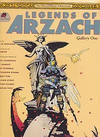 Legends of Arzach: Gallery One - The: Lofficier, R.J.M.