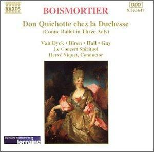 Joseph Bodin de Boismortier: these sellers