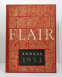 Flair Annual 1953: Fleur (Editor), Cowles