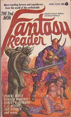 2nd Avon Fantasy Reader, The: Wollheim Donald A.