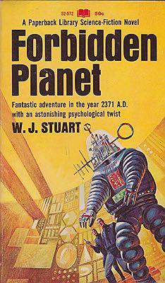 Forbidden Planet: Stuart, W. J.