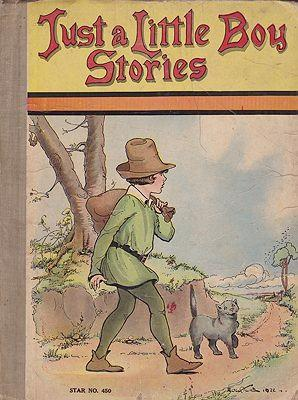 Just a Little Boy Stories: Piper(Ed.), Eulalie (Illust.),