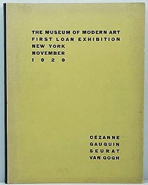 Museum of Modern Art - First Loan: Museum of Modern