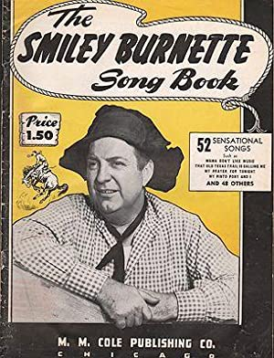 Smiley Burnette Song Book, The
