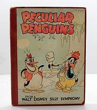 Peculiar Penguins: Disney , Walt